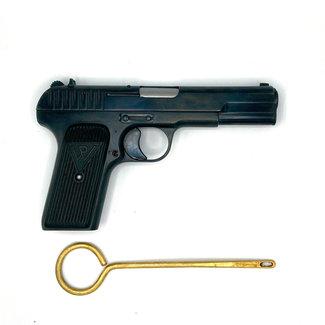 SOVIET POLISH  RADOM TOKAREV TT33 7.62*25 UNISSUED LIKE NEW CONDITION