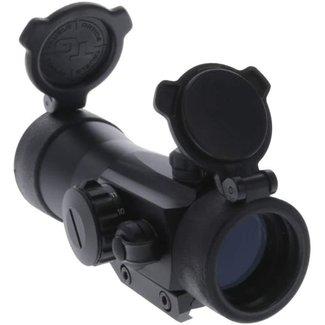 TRUGLO TRUGLO 2x42mm Red Dot Sight 2.5 MOA Matte Black TG8030B2