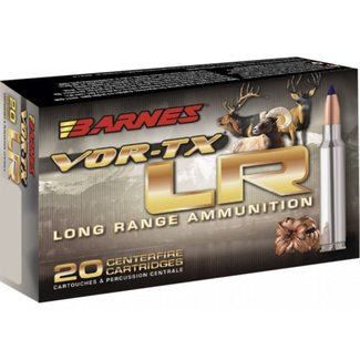 BARNES BARNES VOR-TX  300 WIN MAG 190GR LRX  BT  BOX OF 20