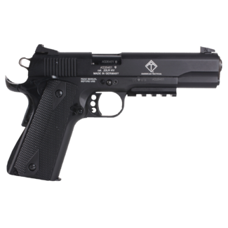 "GSG GERMAN SPORT GUNS GSG 1911 .22 LR 5"" BARREL  WITH FAKE SUPPRESSOR"