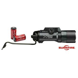 surefire Surefire X300U-B Ultra 500Lumens w/ DG-11 Grip Switch Black