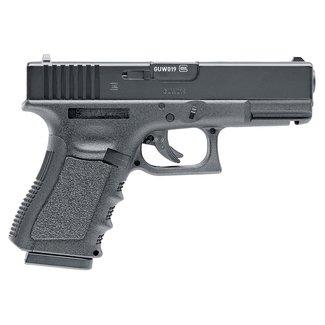 Glock GLOCK 19 G3 AIRGUN CO2 .177 STEEL BB 410FPS