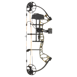 BEAR ARCHERY BEAR ARCHERY ROYALE YOUTH RTH COMPOUND BOW PACKAGE