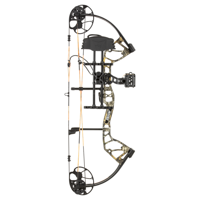 BEAR ARCHERY ROYALE YOUTH RTH COMPOUND BOW PACKAGE