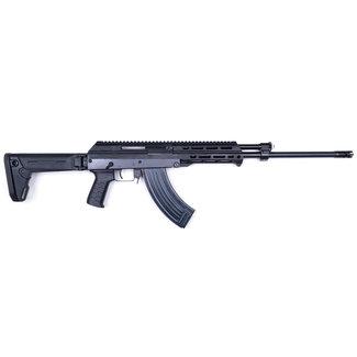 M+M M+M M10x-Z Short Handguard – 7.62×39, 18.6″, Black Non-Restricted
