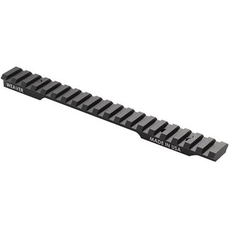 WEAVER WEAVER TACTICAL MOSSBERG PATRIOT LA EXTENDED MULTI SLOT BASE #99474