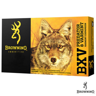 Browning BROWNING BXV .223REM 50GR 20RS/BOX