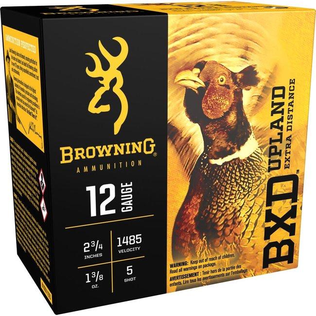 "BROWNING BXD UPLAND 12GA 2.3/4"" 1.3/8OZ #5"