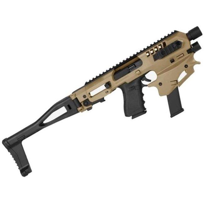 CAA MCK Micro 2.0 Conversion Kit for Glock 17, 19, 19x, 22 Pistol TAN
