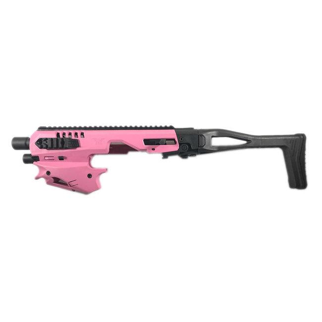 CAA MCK Micro 2.0 Conversion Kit for Glock 17, 19, 19x, 22 Pistol PINK