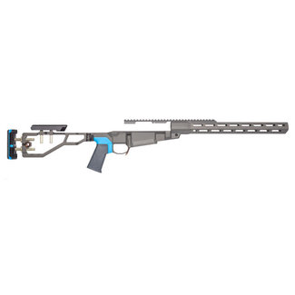 LIVEQORDIE LIVE Q OR DIE THE SIDE CHICK REMINGTON 700 CHASSIS
