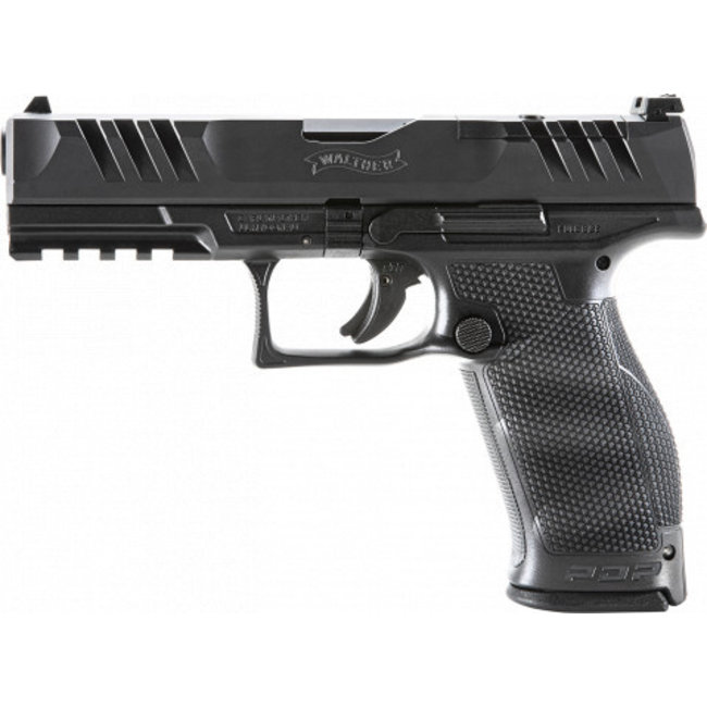 Walther PDP Full-Size Optic Ready 5″ Barrel 9mm Pistol