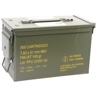 PPU PPU M80 Rangemaster 7.62x51mm NATO 145 gr  (FMJBT) 500 Bx