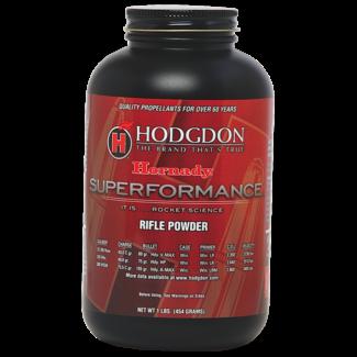 Hodgdon HODGDON HORNADY SUPERFORMANCE 1LB