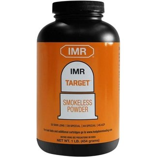 IMR IMR TARGET SMOKELESS POWDER 1LB