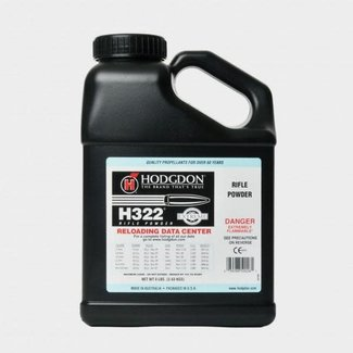 Hodgdon HODGDON H322 RIFLE POWDER 8LBS (3.63KG)