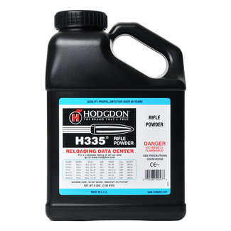 Hodgdon HODGDON H335 RIFLE POWDER 8LBS(3.63KG)