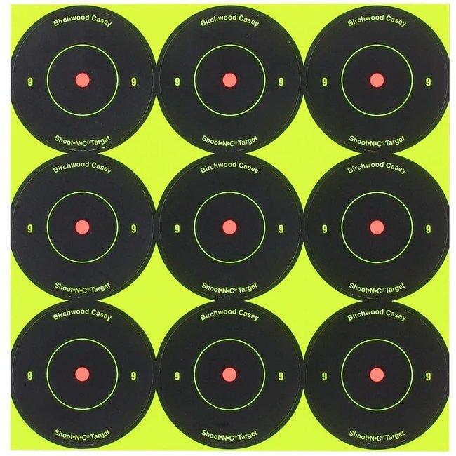 "Birchwood Casey  Shoot-N-C 90 of 2"" Target 10/Pk"