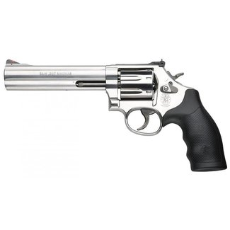 Smith & Wesson Smith & Wesson 686 Plus Distinguished Combat Revolver 6″ 357 MAG/38 SP 7rds
