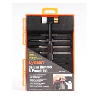 Lyman LYMAN DELUX HAMMER&PUNCH SET