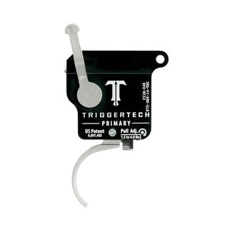 TRIGGER TECH TRIGGER TECH REMINGTON 700 PRIMARY RIGHT HUNDED TRIDIYIONAL CURVED WITH BOLT RELEASE