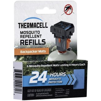THERMACELL THERMACELL M-24 Mat Only Refill – Provides 24 Hours Protection