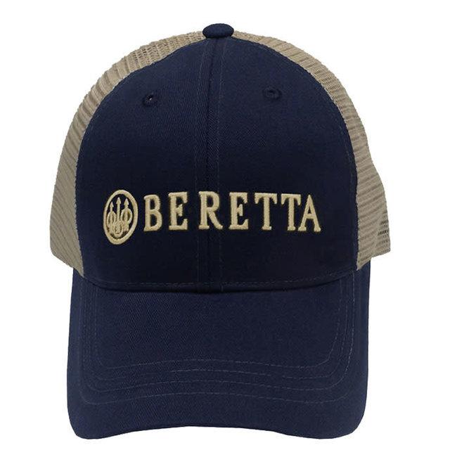 BERETTA LP TRUCKER HAT - NAVY