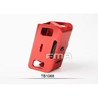 FAM FMA IPSC CNC ALUMINUM MAG POUCH RED
