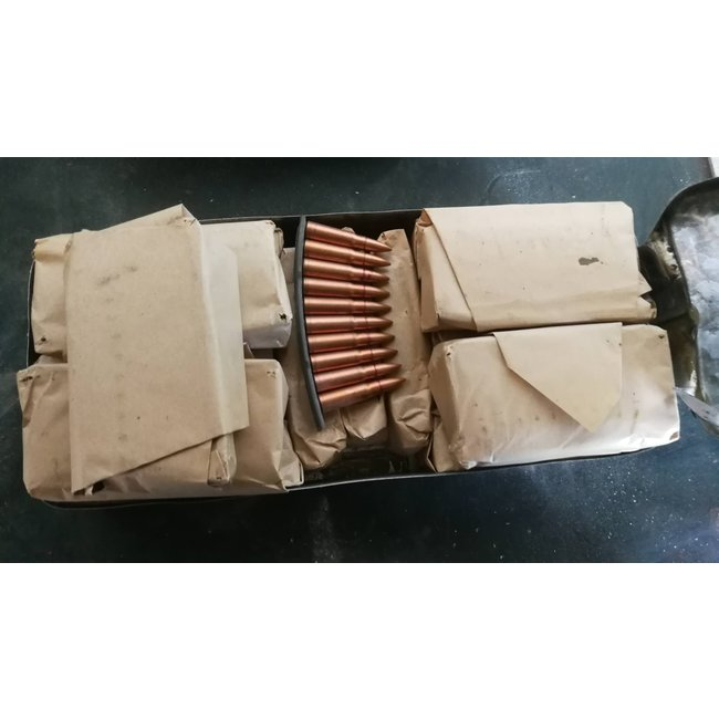 Chinese Surplus 7.62×39 123gr FMJ 550rds On Stripper Clips