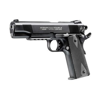 Walther COLT 1911 .22LR RAIL GUN BLK