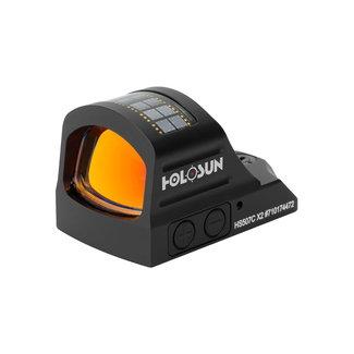 Holosun HOLOSUN HS507C X2 Red Dot Sight – ACSS Vulcan Reticle