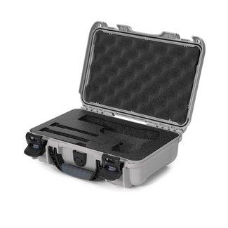 Nanuk Nanuk Case With Foam Insert For Classic Gun Silver 909