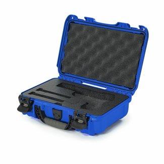 Nanuk Nanuk Case With Foam Insert For Classic Gun Blue 909