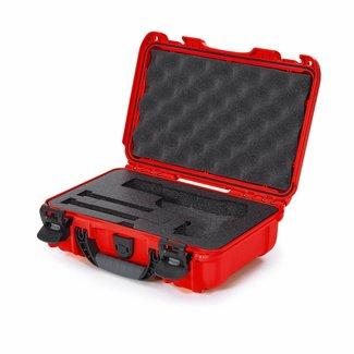 Nanuk Nanuk Case With Foam Insert For Classic Gun Red  909