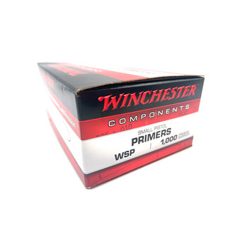 Winchester WSP Small Pistol Primers  1000 Primers