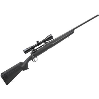 """Savage SAVAGE AXIS II XP 308WIN BLK 22""""BBL WITH 3-9x40  BUSHNELL SCOPE"""