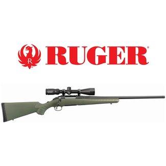 """Ruger Ruger 26952 American Predator 204 Ruger 10+1 22"""" Moss Green Matte Black"""