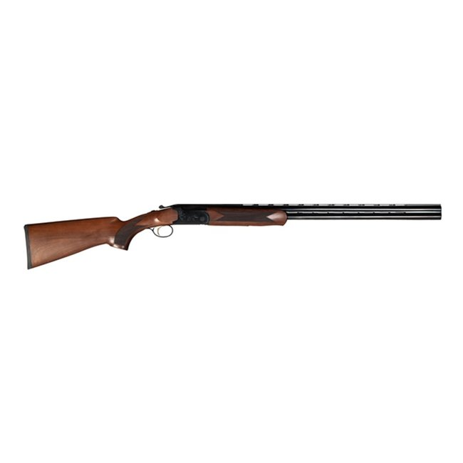 Canuck Over Under Shotgun 12ga 28″ – Walnut Stock