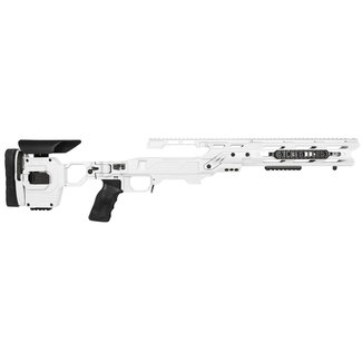 CADEX CADEX  CDX-40 SHADOW DUAL STRIKE RIFLE STOCK CHASSIS ASSEMBLY XL-ACTION  STORMTROOPER WHITE