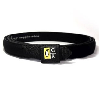 Guga Ribas Guga Ribas Competition Belt 33-35in(110cm).Blk