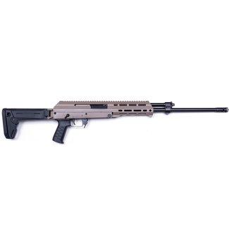 M+M M+M M10X-Z DMR Short Handguard 7.62x39mm 18.6″ FDE Non-Restricted