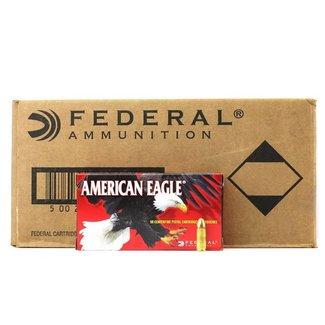 Federal FEDERAL AMERICAN EAGLE 9MM 115 GR FMJ 1000rs/CASE