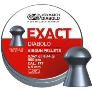 JSB JSB DIABOLO JUMBO EXACT .177  500rs/BOX