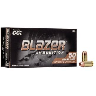 CCI CCI BLAZER 40S&W 180GR BRASS 50RDS/BOX