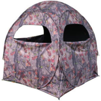 """HME HME EXECUTIONER 2-PERSON HUB GROUND BLIND 62""""x62"""""""