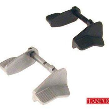 Tanfoglio TANFOGLIO CUSTOM SAFETY (AMBI) black