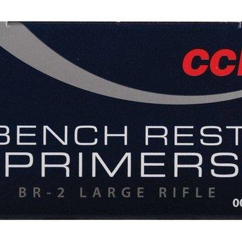 CCI CCI Large Rifle Primers BR-2 1000 primers 0010