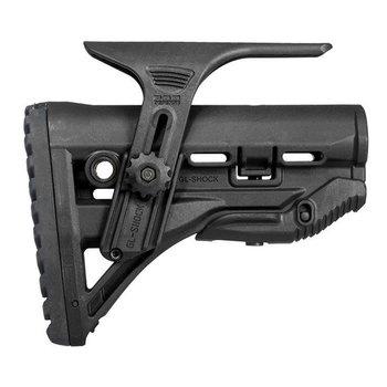 FAB AR15 Shock Absorbing Butt Stk w Adj. Cheekpiece