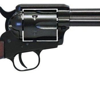Chiappa Chiappa  SAA1873-22 Manual Revolver 22 LR, 4.75 in, Plastic Grp, 6 Rnd,
