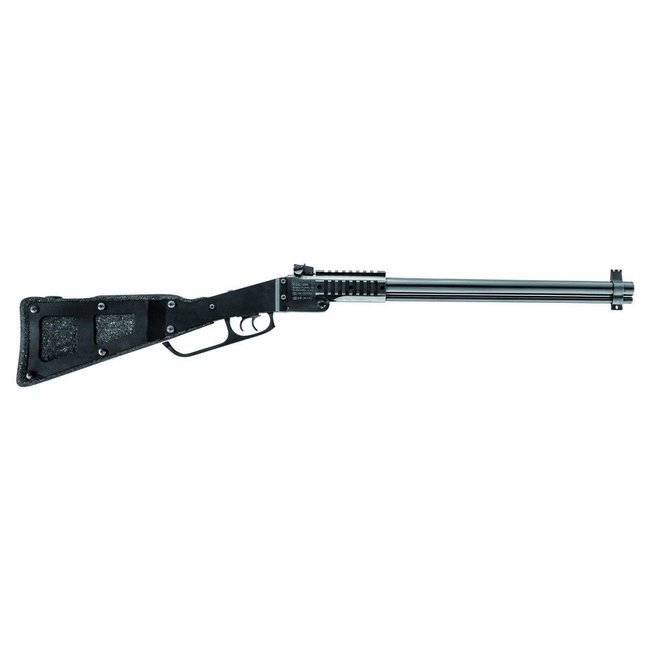 Chiappa M6 Folding Rifle/Shotgun Combo 22 LR | 12 GA w/X-Caliber 12Ga Adapter Set Blued Rem Choke PPS Foam & Steel Stk w/Cleaning Kit